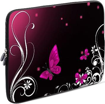 Sidorenko 15-15,6 Pulgada Funda para Laptop | Caja del Cuaderno Neopreno | Caja del Ordenador portátil Cremallera Duradera Protección de 3 Capas, ...