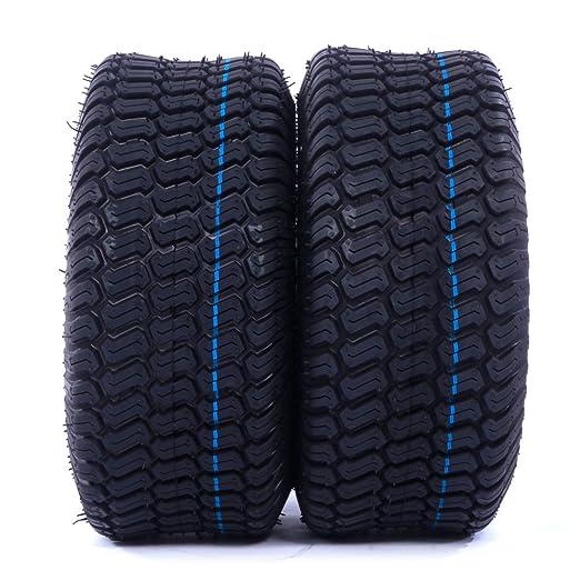 Par césped neumáticos 4 PLY cortacésped y jardín Tractor neumático ...
