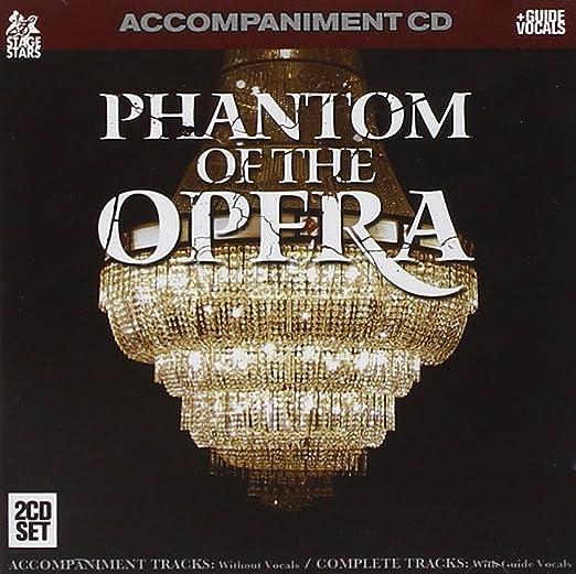 Broadway Accompaniment - Sing Phantom Of The Opera (Accompaniment ...