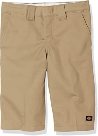 Dickies Big Boys' Flex Waist Short with Extra Pocket