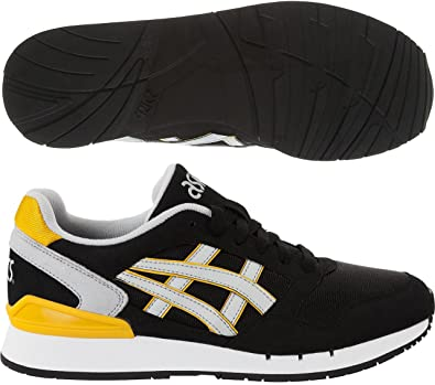 9a0b4b5bc5c0 ASICS Gel Atlantis Mens Training Shoes - Black  Amazon.co.uk  Shoes   Bags