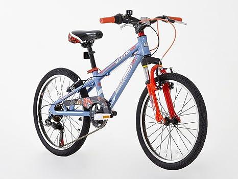 Bicicleta de montaña, aleación de aluminio con cambios Shimano ...
