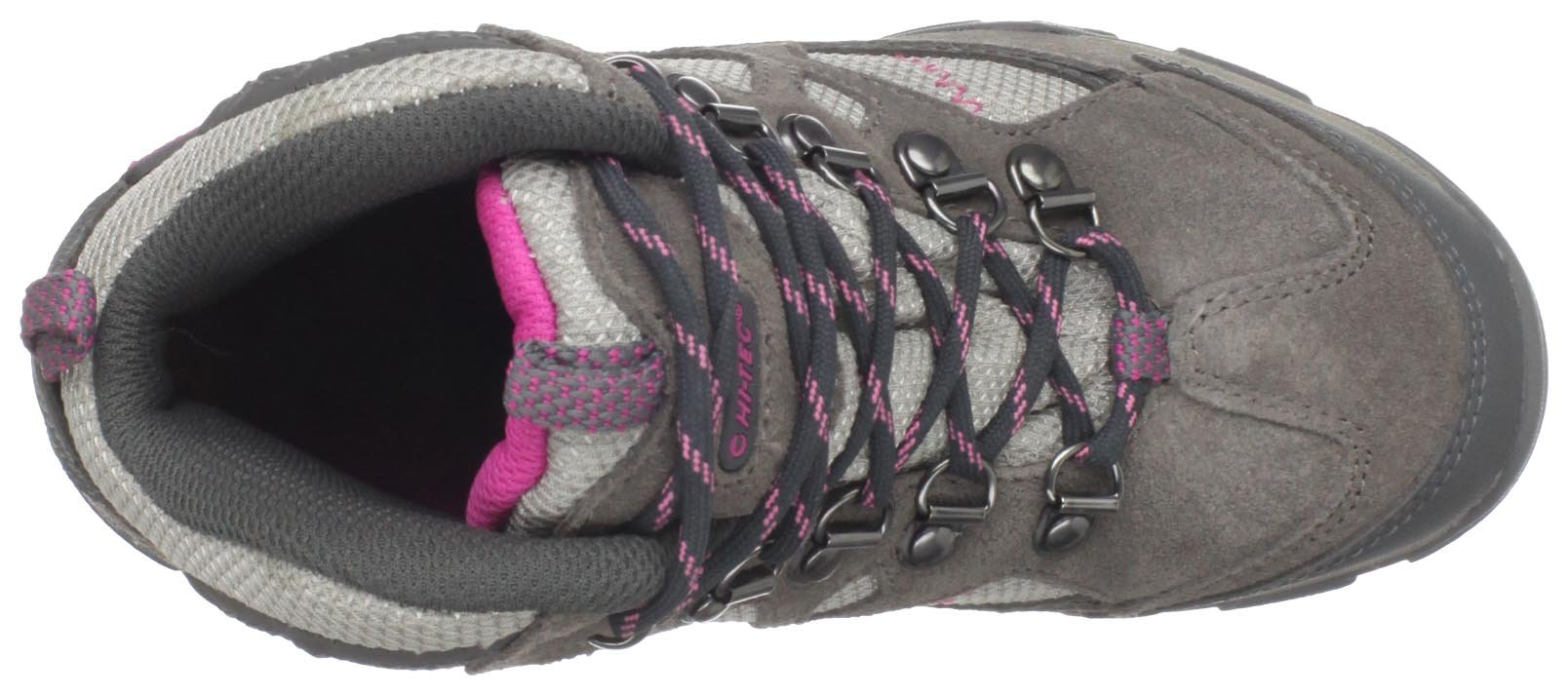 Hi-Tec Kid's Redondo Trail Boots,Gray,7 M Big Kid by Hi-Tec (Image #7)