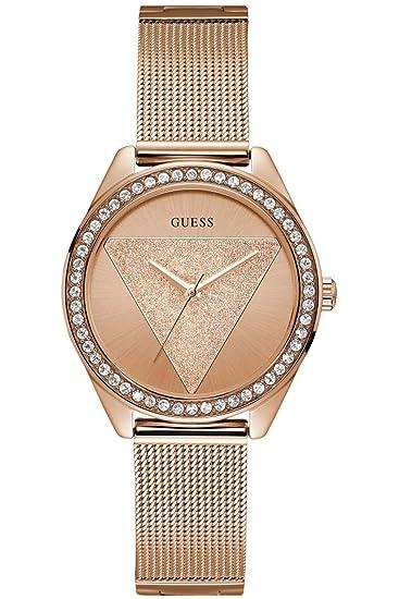 GUESS Tri Glitz Relojes Mujer W1142L4