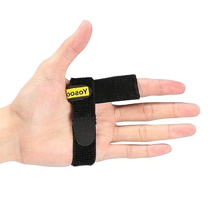 Férula ajustable para dedos con cinturón de palma protección para todos los  dedos 56254d1d0109