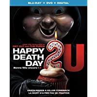 Happy Death Day 2U [Blu-ray + DVD + Digital] (Sous-titres français)