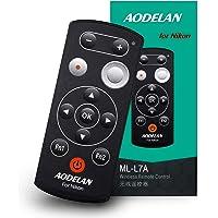 AODELAN Camera Wireless Shutter Release Remote Control for Nikon COOLPIX P1000 P950 B600 A1000 Z50, Replaces Nikon ML-L7