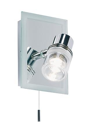 Spiegelschrank für Badezimmer, IP44, Halogen Strahler, 5- armig ...