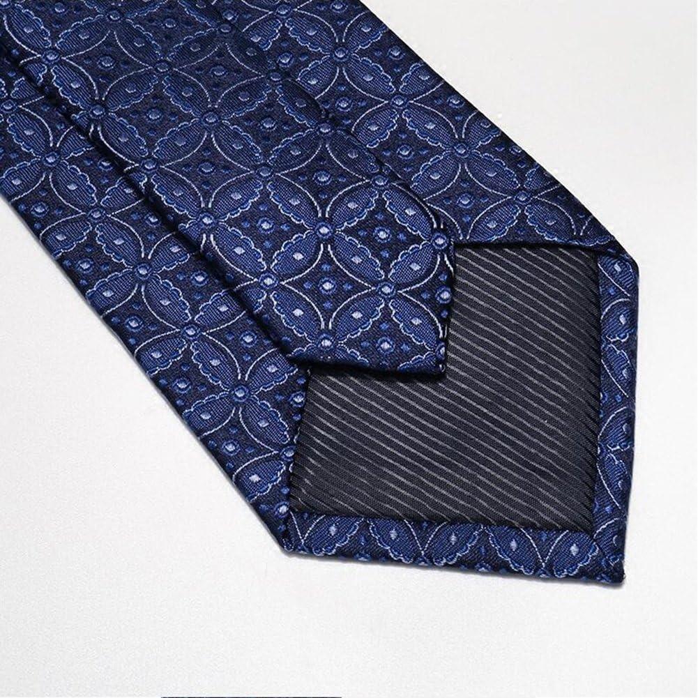 8 145cm Tie Silk Material Men Anti-static Fashion Business 3,5