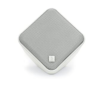 Boston Acoustics SOUNDWARE 4.5-Inch Indoor/Outdoor Coaxial Speaker (White) Speakers at amazon