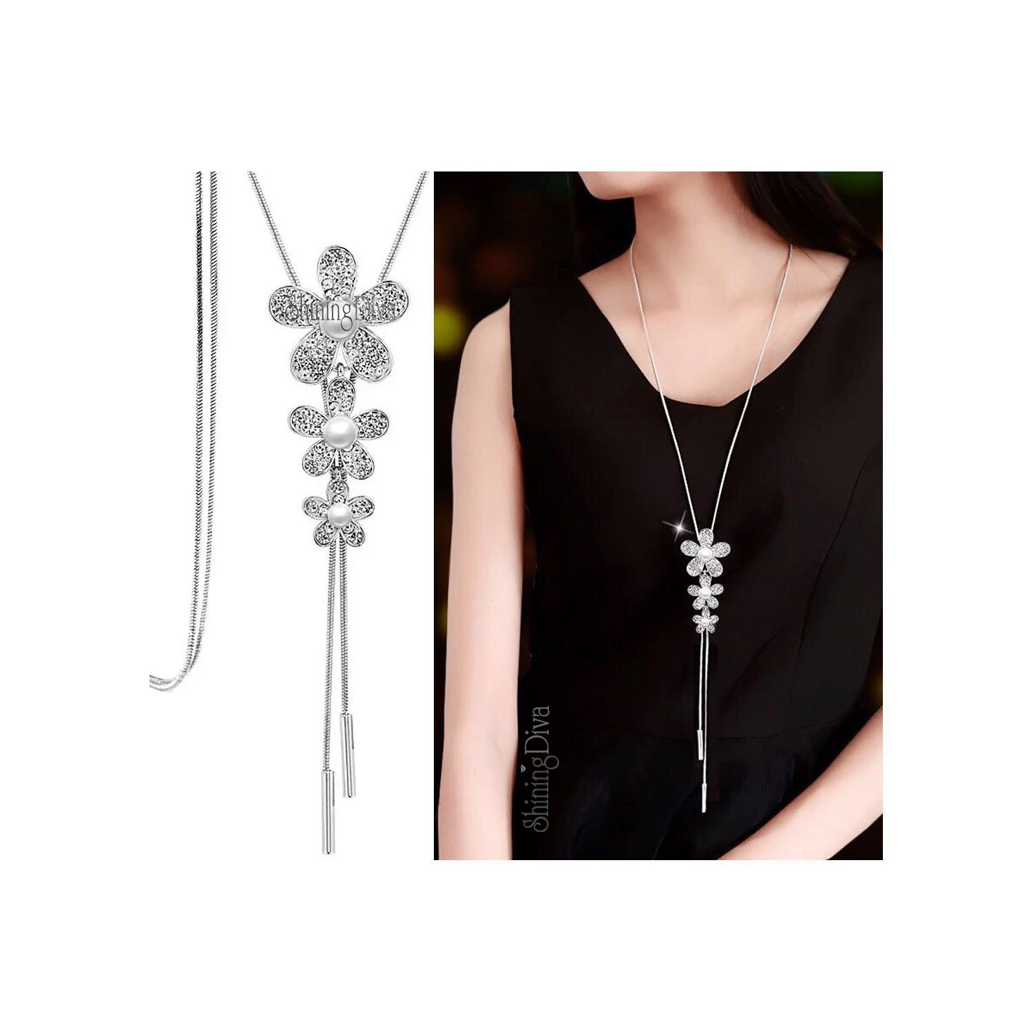 Jewellery stylish pendants for girls with long chain pendent party jewellery stylish pendants for girls with long chain pendent party western wear necklace what2gift the internet mall aloadofball Image collections