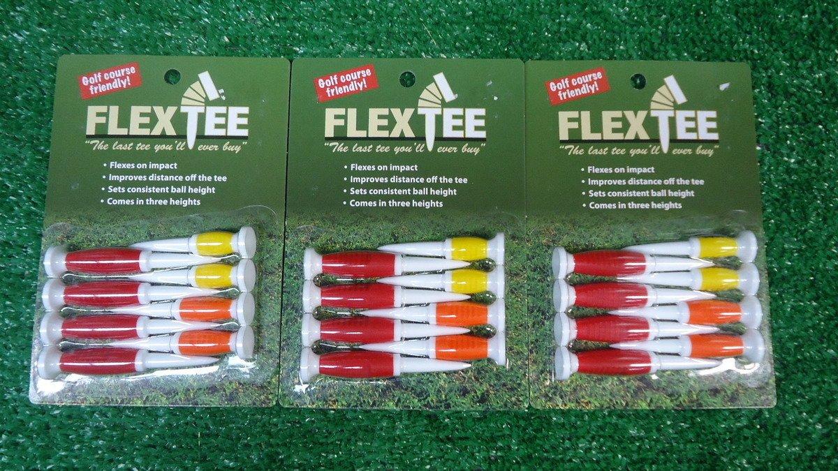 Flex Tee – 標準カード3パック – 24 Count   B00E9E29SY