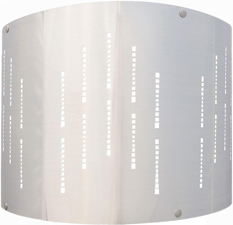 Royal Designs Uno Drop Shallow Drum Hard Back Table Lampshade
