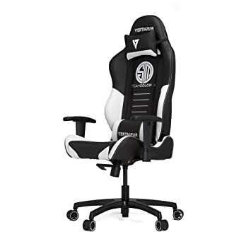 Brilliant Vertagear Tsm Racing Series Gaming Chair Large Black White Machost Co Dining Chair Design Ideas Machostcouk