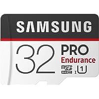 Samsung Micro SDHC 32GB Pro Endurance/W Adapter, UHS-1 SDR104