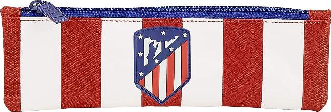 Safta 20 cm, Atletico De Madrid 811845025 2018 Estuches, Rojo, Unisex, Roja: Amazon.es: Ropa y accesorios