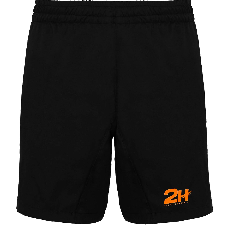 Pantalón Corto para pádel 2H Brandy, M: Amazon.es: Deportes y aire ...