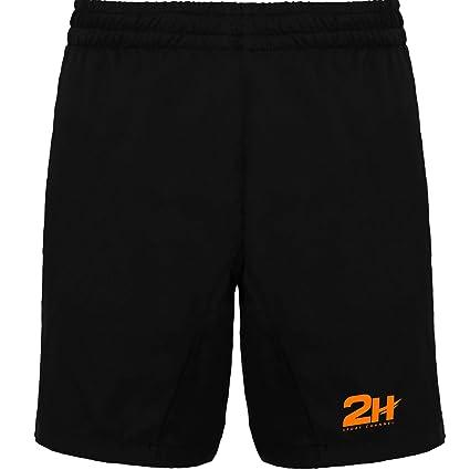 Pantalón Corto para pádel 2H Brandy, XXL: Amazon.es ...