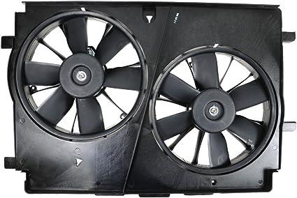 Ventilador del radiador w/Motor para Pontiac Firebird Trans Am ...