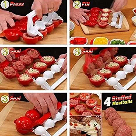 Gugutogo Special Accessori per la cucina casalinga Polpetta in ...