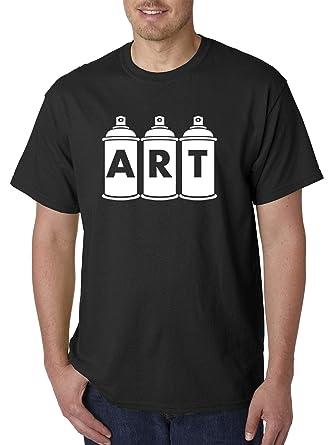 Amazon com: Trendy USA 926 - Unisex T-Shirt Art Graffiti