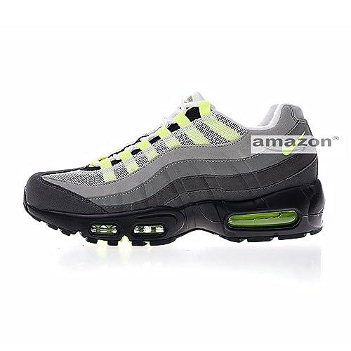 7897a160b64c9 ... Transpirables Zapatillas de Baloncesto Zapatillas de Deporte - Zapatillas  Running de Gimnasia para Correr Tenis Verde  Amazon.es  Zapatos y  complementos