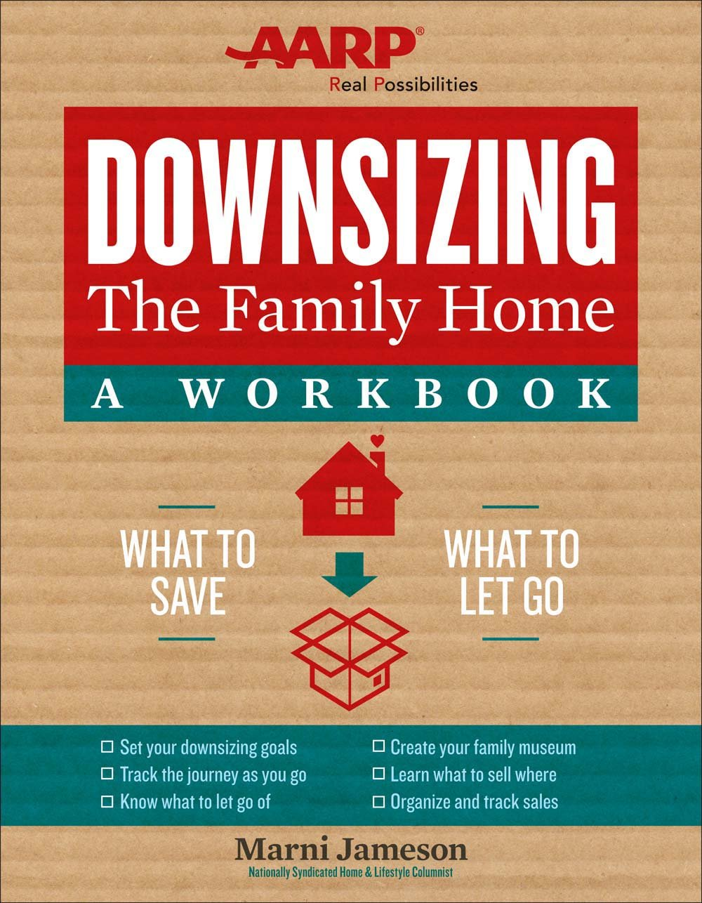 Download Downsizing the Family Home: A Workbook: What to Save, What to Let Go (Downsizing the Home) ebook
