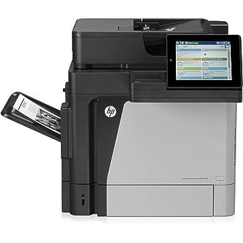 Amazon.com: HP LaserJet M630h – Impresora multifunción láser ...