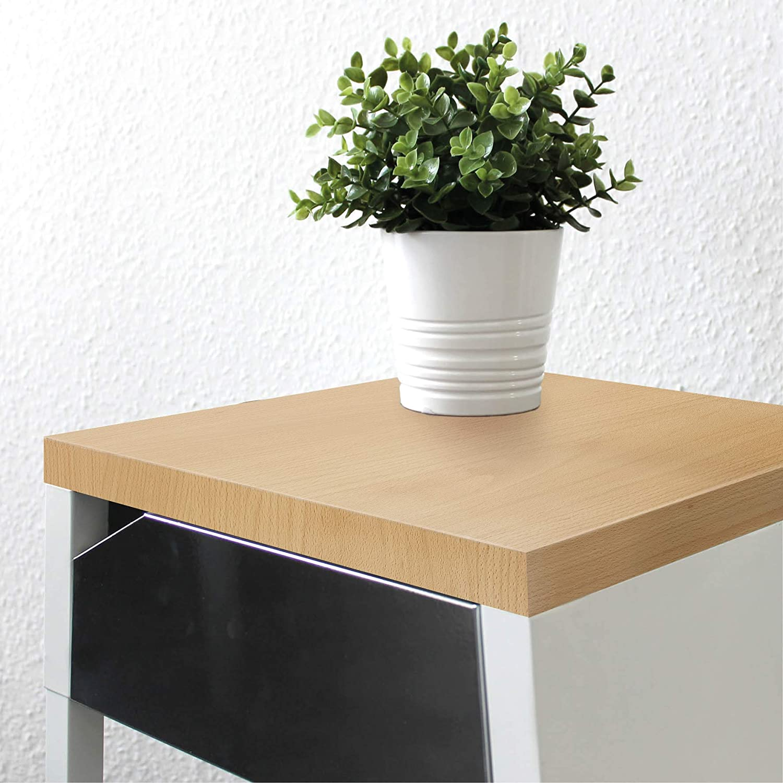 Burgundy Gloss 61cm Wide 4,10 €//m² Furniture Film Adhesive Foil craft film