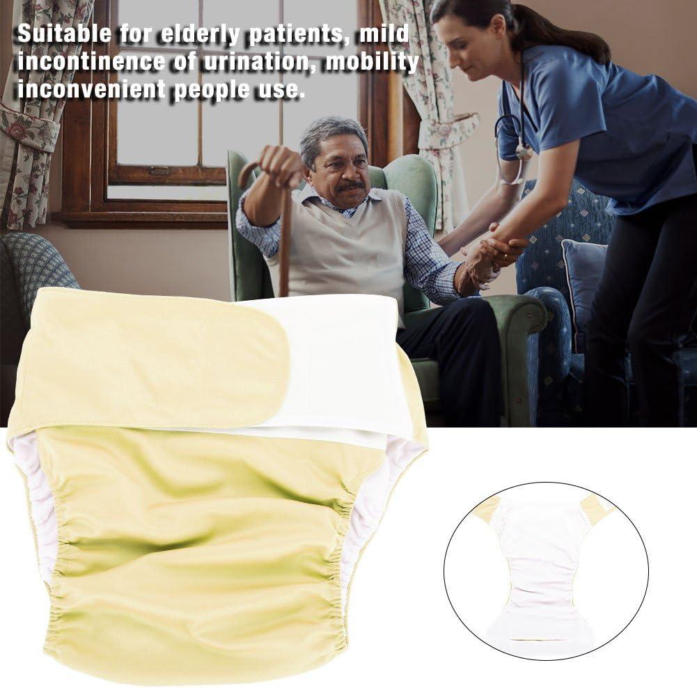 citronier 4 couches lavables et r/éutilisables pour les personnes /âg/ées Couches adultes