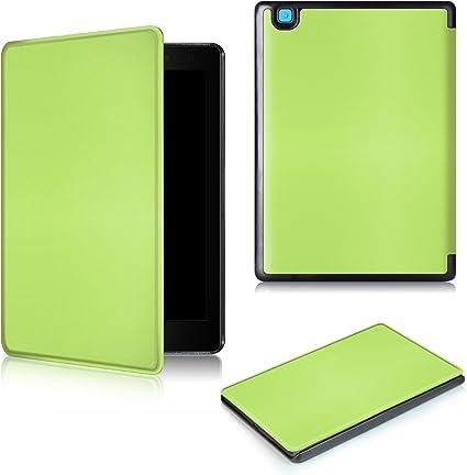 Tsmine KST - Funda para tablets KOBO, verde, Kobo Aura One 7.8 inch eReader: Amazon.es: Informática