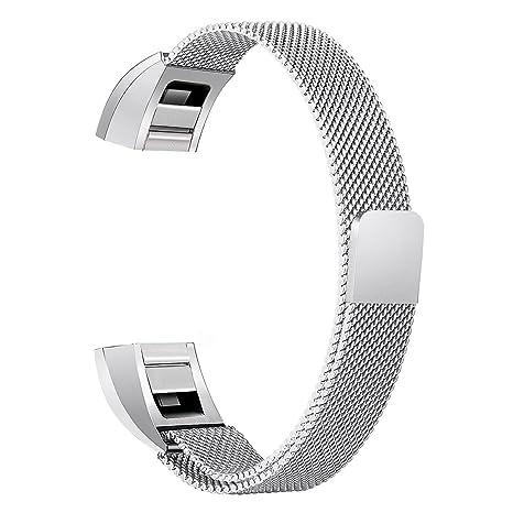 Unterhaltungselektronik Symbol Der Marke Für Fitbit Alta Hr Ersatz Smart Armband Armband Handgelenk Band Zubehör Edelstahl Armband