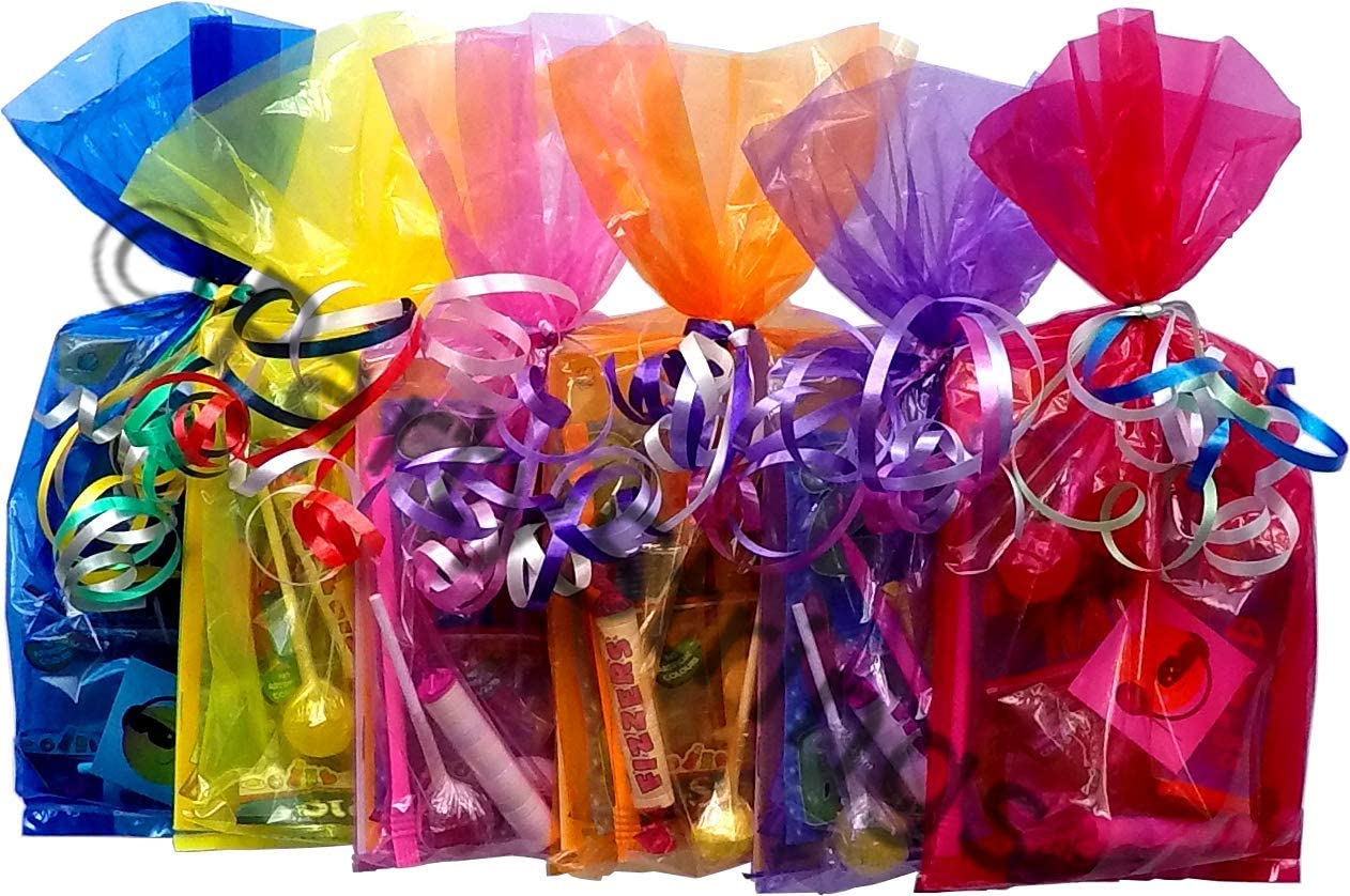 Pre filled Ready Made Party Bags Birthday Celebration Boys Girls Toys Unisex