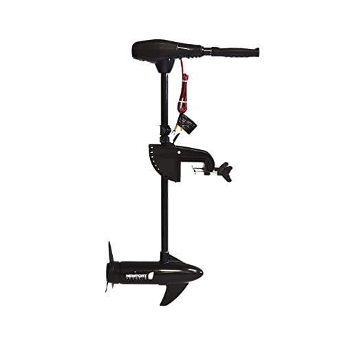 Newport Vessels 8 Speed 55 Pound Thrust Electric Trolling Motor