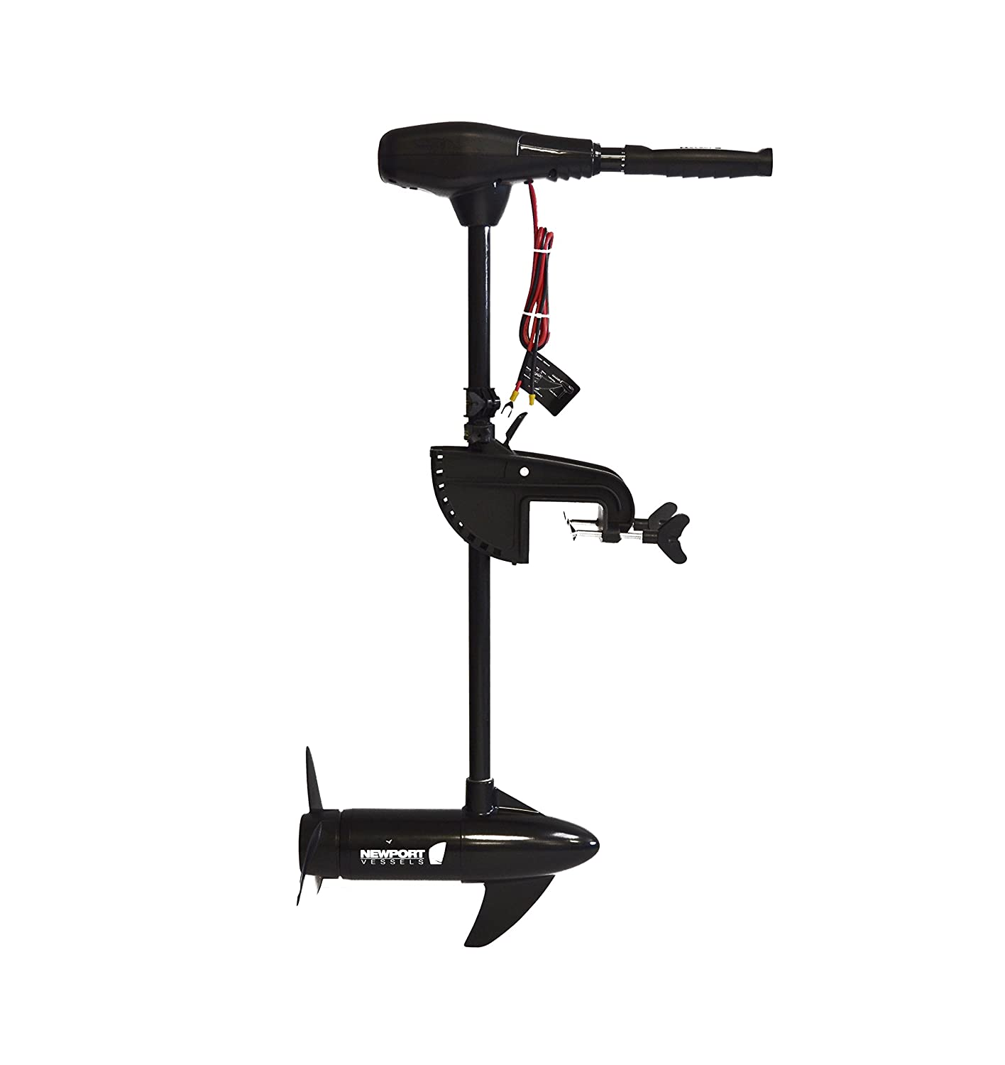Newport Vessels 55 Pound Thrust 8 Speed Electric Trolling