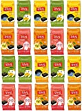 Kwangcheonkim Kim Nori Kakao Friends Roasted Seasoned Seaweed Snacks 5g X 20 Packs = 100 grams / 20 Individual Packs / 김…