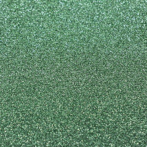 Flex Camiseta de textil pantalla para plotter 5 unidades DIN A4 – Glitter Light Green – siser g0078: Amazon.es: Jardín