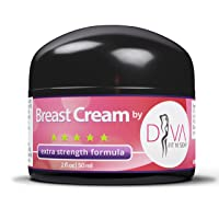 Breast Cream by DIVA Fit & Sexy - Get the Bust and Figure You Have Always Wanted!