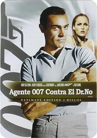 Amazon.com: Agente 007 contra el Dr. No - Estuche Metálico ...