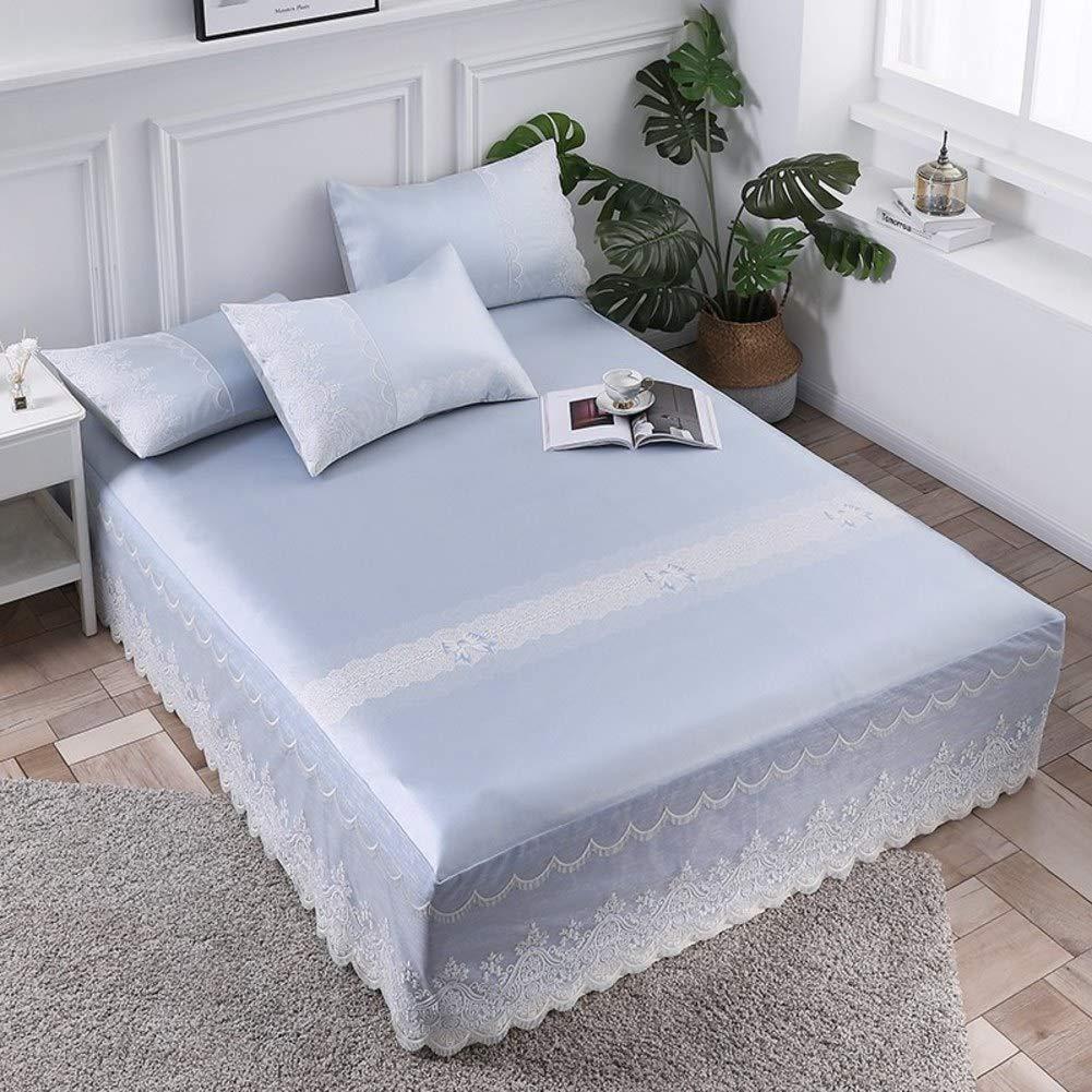 ベッドスカート,バランス,ベッド カバー,ディープフリル 水分 快適さ ドロップ ほこり 通気性 ホテル ベッド-c 180x200cm(71x79inch) B07RR7KLS6 C 180x200cm(71x79inch)