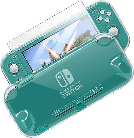 FASTSNAIL - Carcasa rígida para Nintendo Switch Lite y protector ...