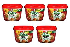 Chef Boyardee Spaghetti & Meatballs in Tomato Sauce, 7.5 oz