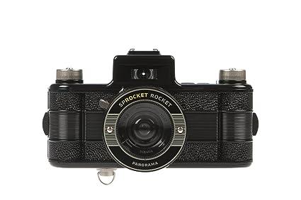 Rocket Camera : Amazon.com : lomography sprocket rocket 915 : film cameras : camera