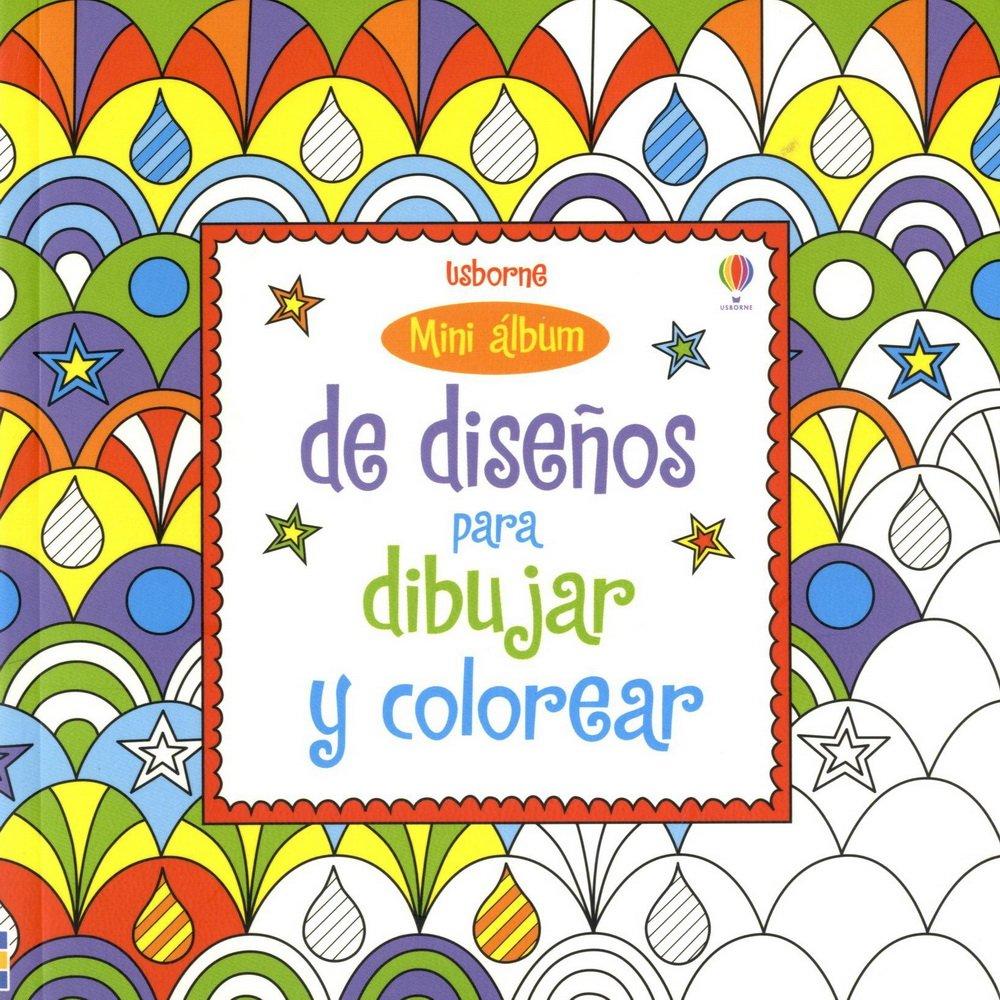 Read Online Mini álbum de diseños para dibujar y colorear pdf epub