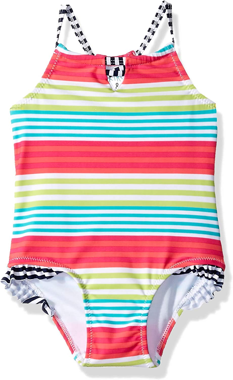 KIKO /& MAX Girls One Piece Swimsuit Bathing Suit
