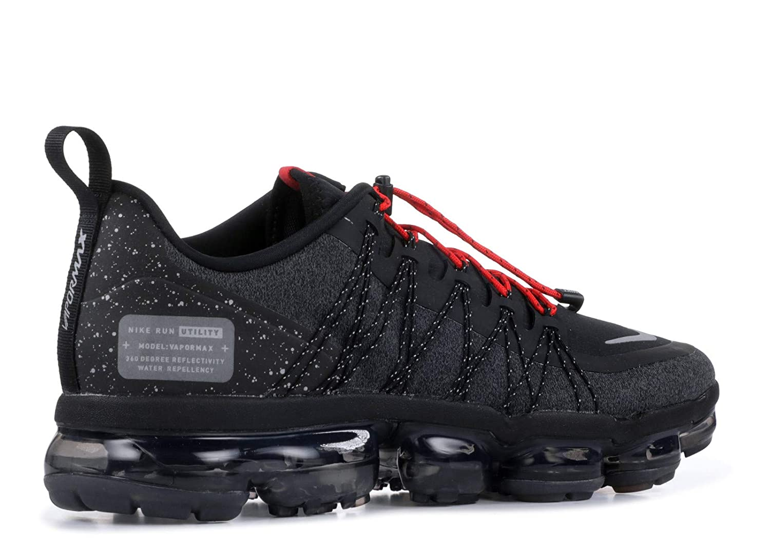 running shoes special section lowest discount Nike Air Vapormax Run Utility - Aq8810-001 - Size 12.5