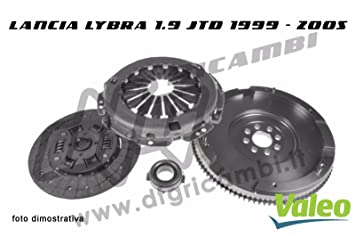 Kit Embrague Volante Almohadilla Valeo kv0029 – 836016 – 828063