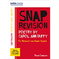 Leckie & Leckie Snap Revision – N5/Higher English: Poetry by Carol Ann Duffy