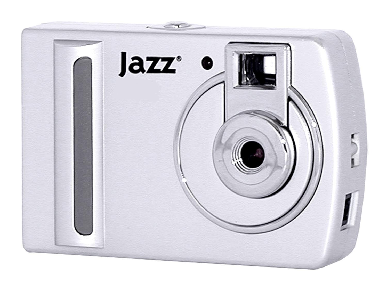 Jazz JDC27 3-in-1 VGA Digital Camera (Silver)