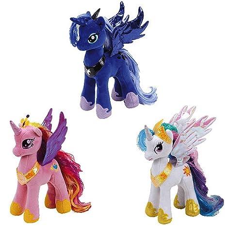 Amazon.com  Ty My little Pony Princess Celestia 97ca73658be
